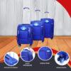 H92 blue bag