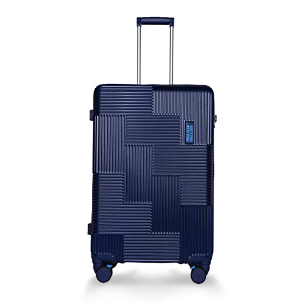 Airbus blue bag front