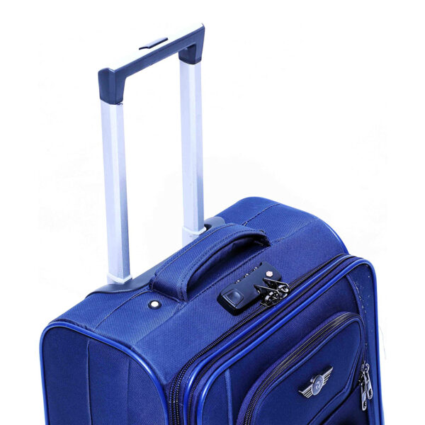 Bostonplus blue bag top