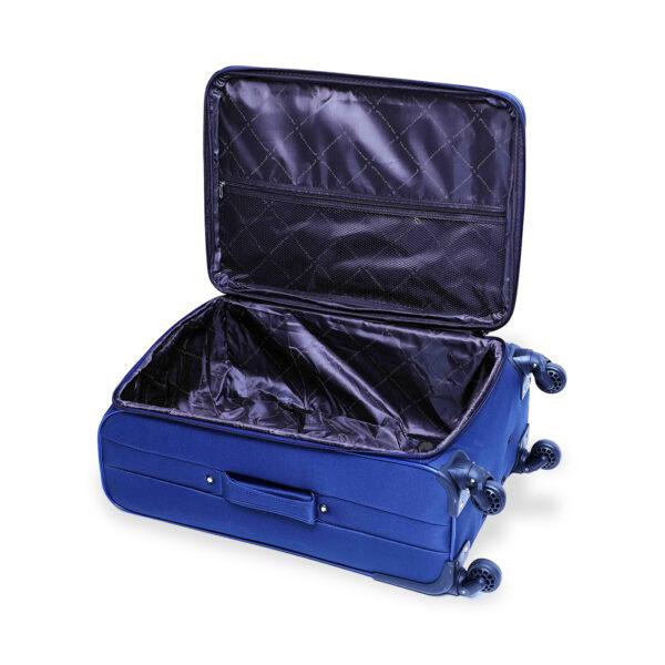 Bostonplus blue bag interior