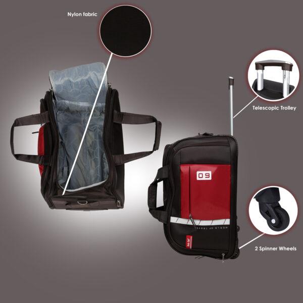 Everest black bag