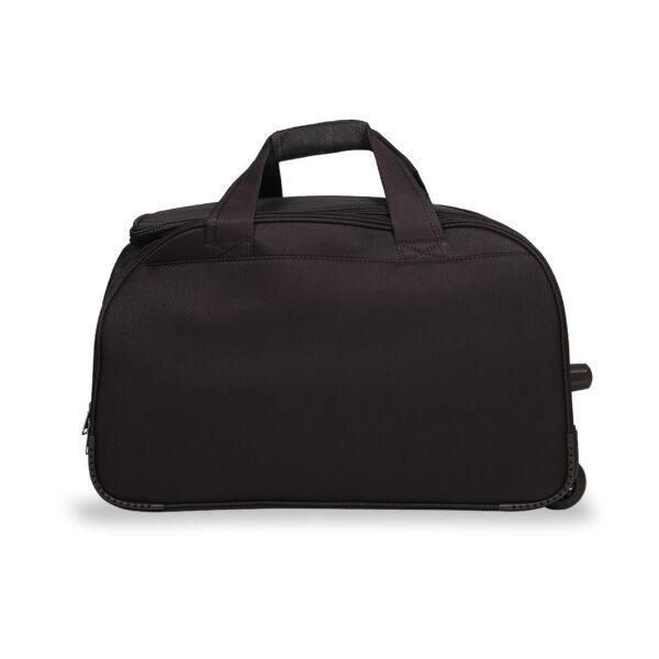 Maximus black bag behind