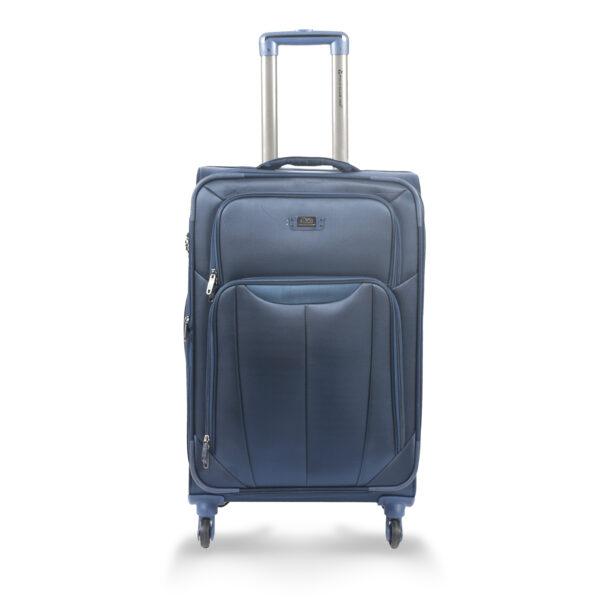 Runway blue bag front