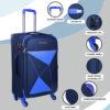 Slider blue bag