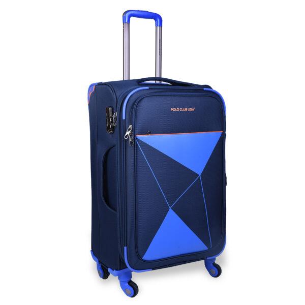 Stallion blue bag