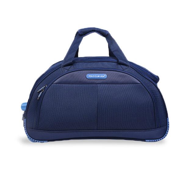 Travellon blue bag front
