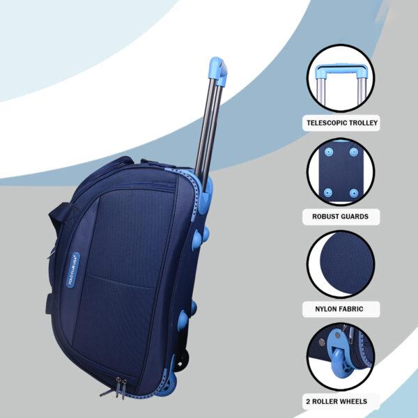 Travellon blue bag