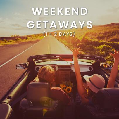 bags for weekend getaways