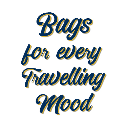 bags for travel