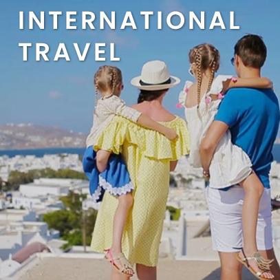 bags for international travel